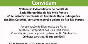 Reunião Extraordinária Rio São Marcos