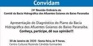 Reunião Extraordinária Baixo Paranaíba